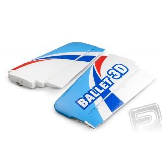 BALLET 3D - Křídla (vč. 2 serv)