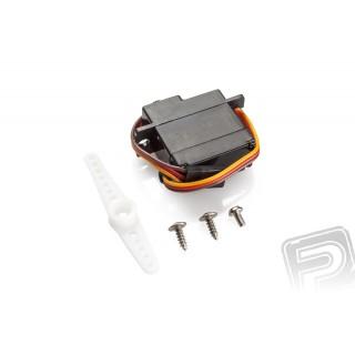BALLET 3D - Servo 17g směrovka/výškovka