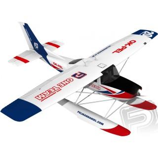 CESSNA 182 Skyline EPP 1200mm ARF Repülőmodell úszótalppal