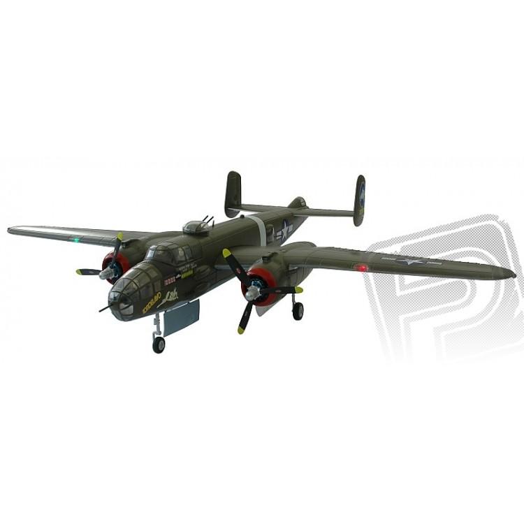 B-25 Mitchell - ARF (zelený)