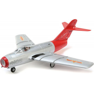 E-flite MiG-15 EDF 0.4m SAFE Select BNF Basic
