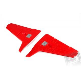 F-5E Red Suisse - szárnyak