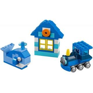 Elemek és egyebek Kék kreatív készlet LEGO® 10706