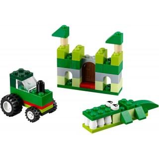 Elemek és egyebek Zöld kreatív készlet LEGO® 10708