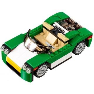 LEGO® Creator - Zöld cirkáló LEGO® 31056