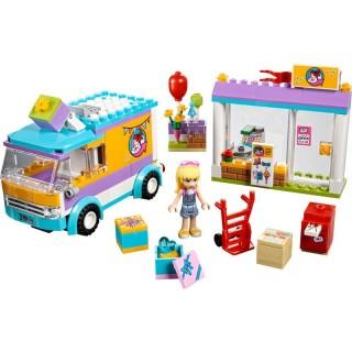 LEGO Friends - Dárková služba v městečku Heartlake