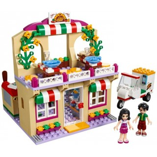 LEGO Friends - Pizzerie v městečku Heartlake