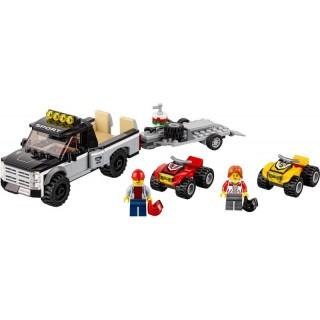 LEGO City - Závodní tým čtyřkolek