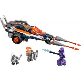 LEGO Nexo Knights - Lance a turnajový vůz