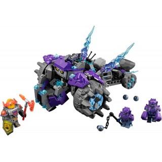 LEGO® Nexo Knights - A három testvér LEGO® 70350