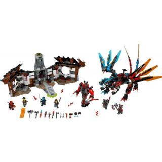 LEGO® Ninjago - Sárkányműhely LEGO® 70627