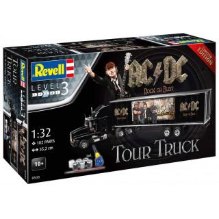 "Gift-Set truck 07453 - Truck & Trailer ""AC/DC""  (1:32)"