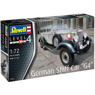 "Plastic ModelKit auto 03268 - German Staff Car ""G4"" (1:72)"