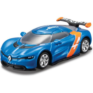 Bburago Renault Alpine A110-50 1:43 modrá