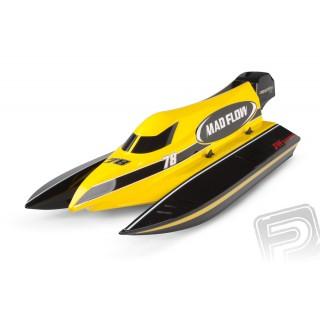Mad Flow gyorsasági csónak ARTR Brushless