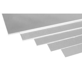 Aluminium plech 500x250x0,2 mm