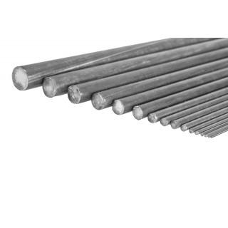 Acélhuzal 6,0 mm / 1m