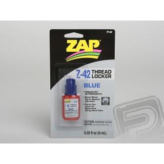 Z-42 Threadlocker kék 6ml (0,2fl oz) csavarkötést biztosító szer, szétszerelhető