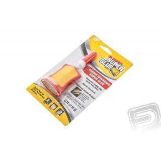 Super Glue pružné vteřinové lepidlo 4g