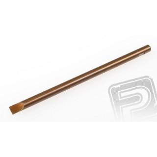 dřík pro 050 plochý šroubovák 5,0mm