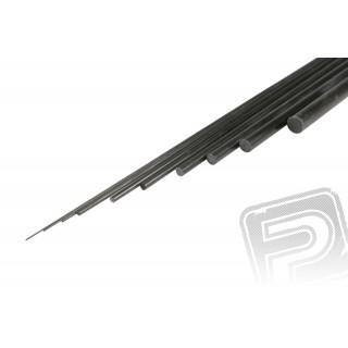 uhlíková tyčka 7mm 1m