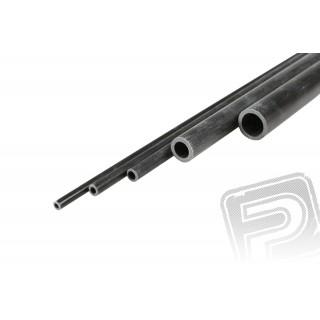 Laminált cső 6x4mm 1m