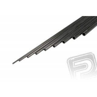 Karbon cső 6x5mm 1m