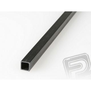 Üreges karbon hasáb 8mm/7mm 1m
