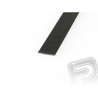 Szén/karbon lap 0.4x10mm 1m