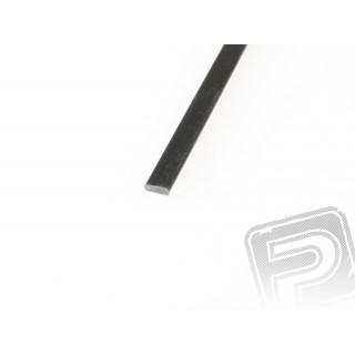 Szén/karbon lap 1x5mm 1m