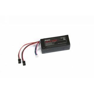 LiFe-sada RX 2/3400 6,6V s JR konektorem 2x