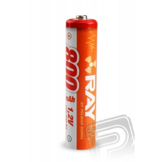 1.2V 800mAh RAY Long AAA