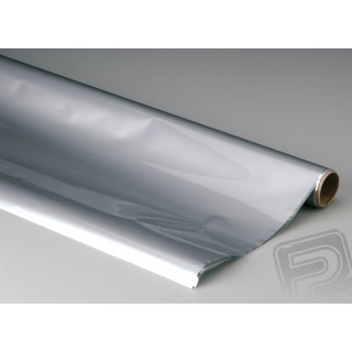 Monokote 182x65cm stříbrný