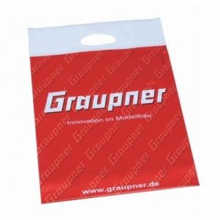 Igelitová taška GRAUPNER 350x450mm