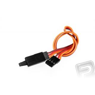 JR012 Hosszabbító kábel 30cm JR biztosítékkal