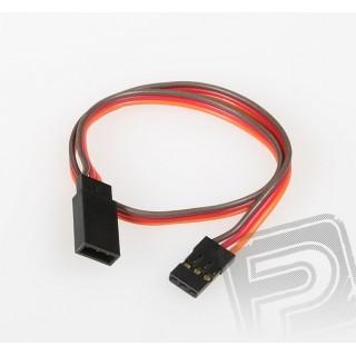 JR012 Hosszabbító kábel 25-30cm JR KIÁRUSÍTÁS HITEC