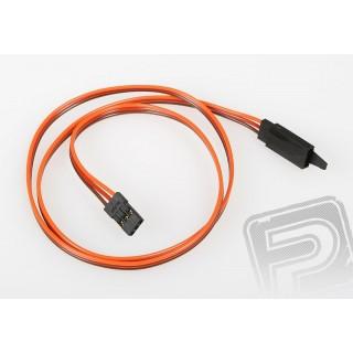 JR014 Hosszabbító kábel 60cm JR biztosítékkal