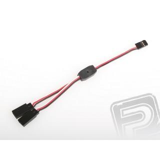 FU040 V-kábel rövid FUT 15cm