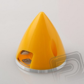 PROFI kužel 45mm ŽLUTÁ dural-plast