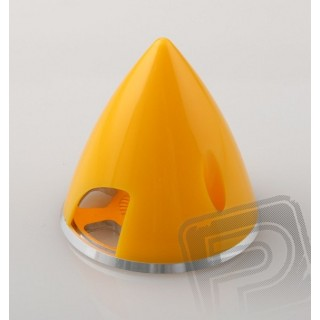 PROFI kužel 51mm ŽLUTÁ dural-plast
