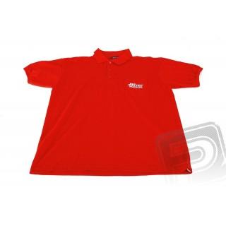 Póló Hitec piros M