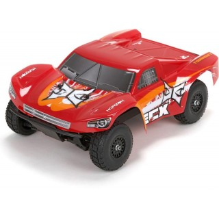 ECX Torment Short Course 4WD 1:18 RTR piros