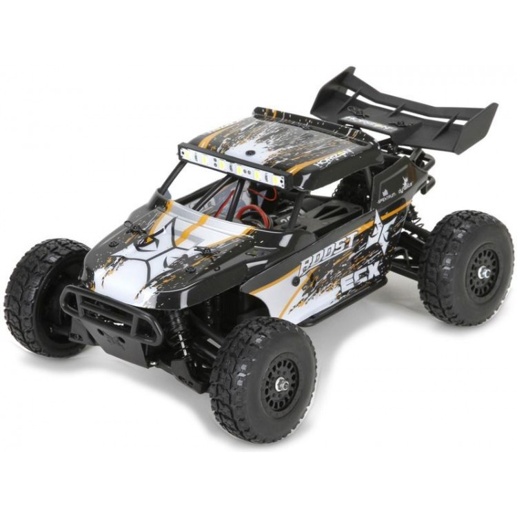 ECX Roost Desert Buggy 4WD 1:18 oranžová