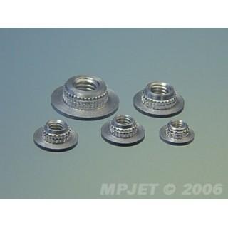 1020 Upev.matice M3 nízká (4 ks)