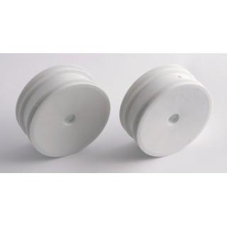 Disky - přední, 2.2 2wd, bílé
