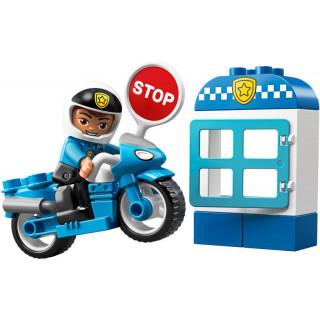 LEGO DUPLO - motorkerekpar