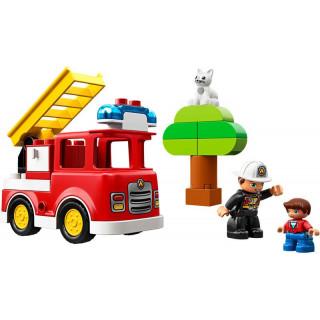 LEGO DUPLO - Tűzoltóautó