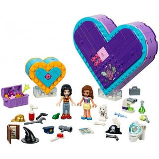 LEGO Friends - Balíček srdíčkových krabiček přátelství