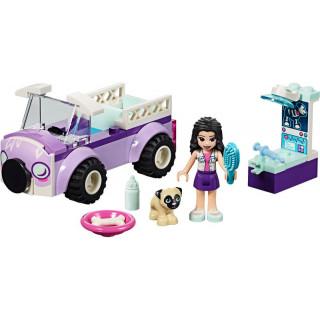 LEGO Friends - Emma a mobilní veterinární klinika