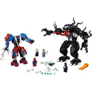 LEGO Super Heroes - Spider Mech vs. Venom